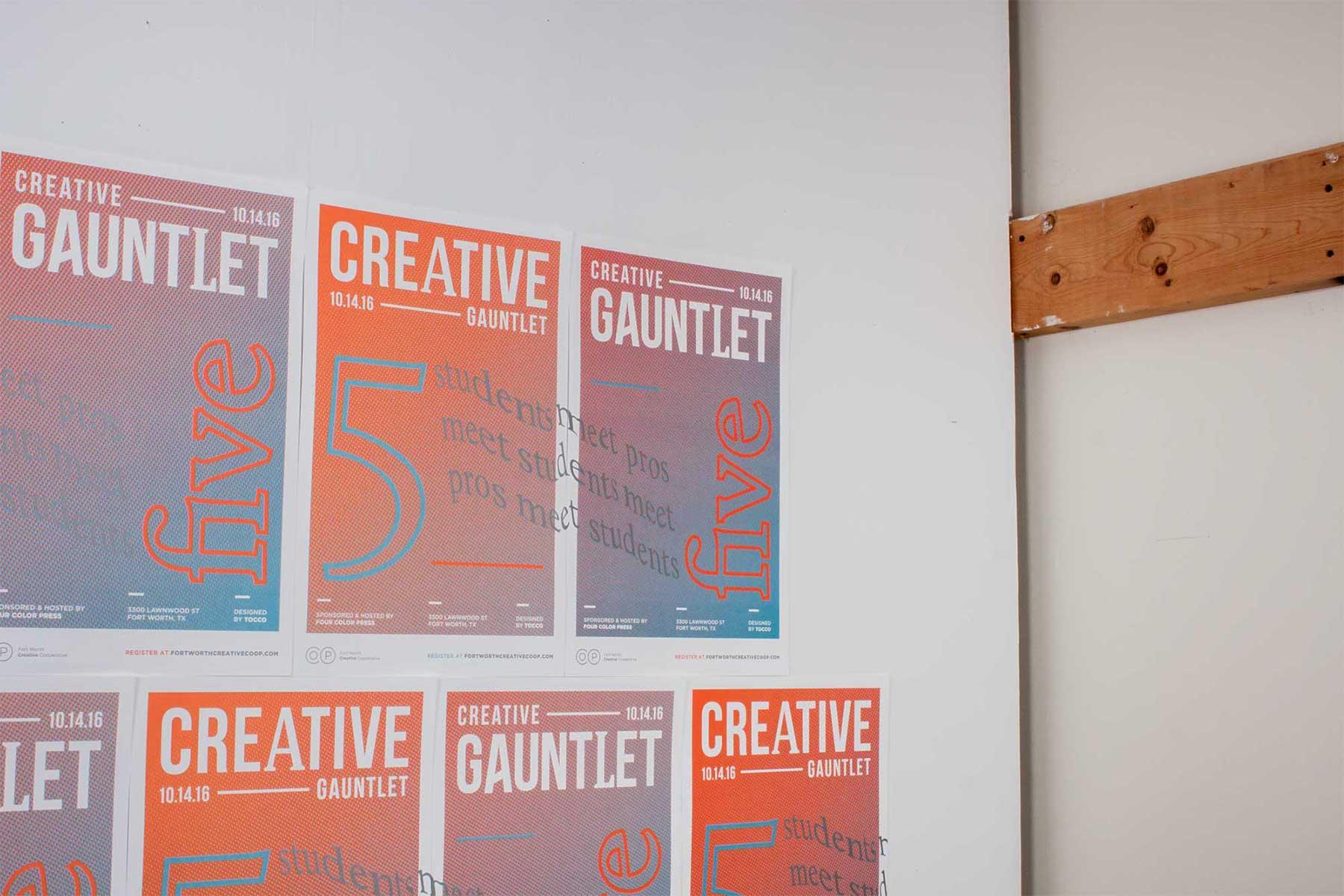 Creative Gauntlet 5