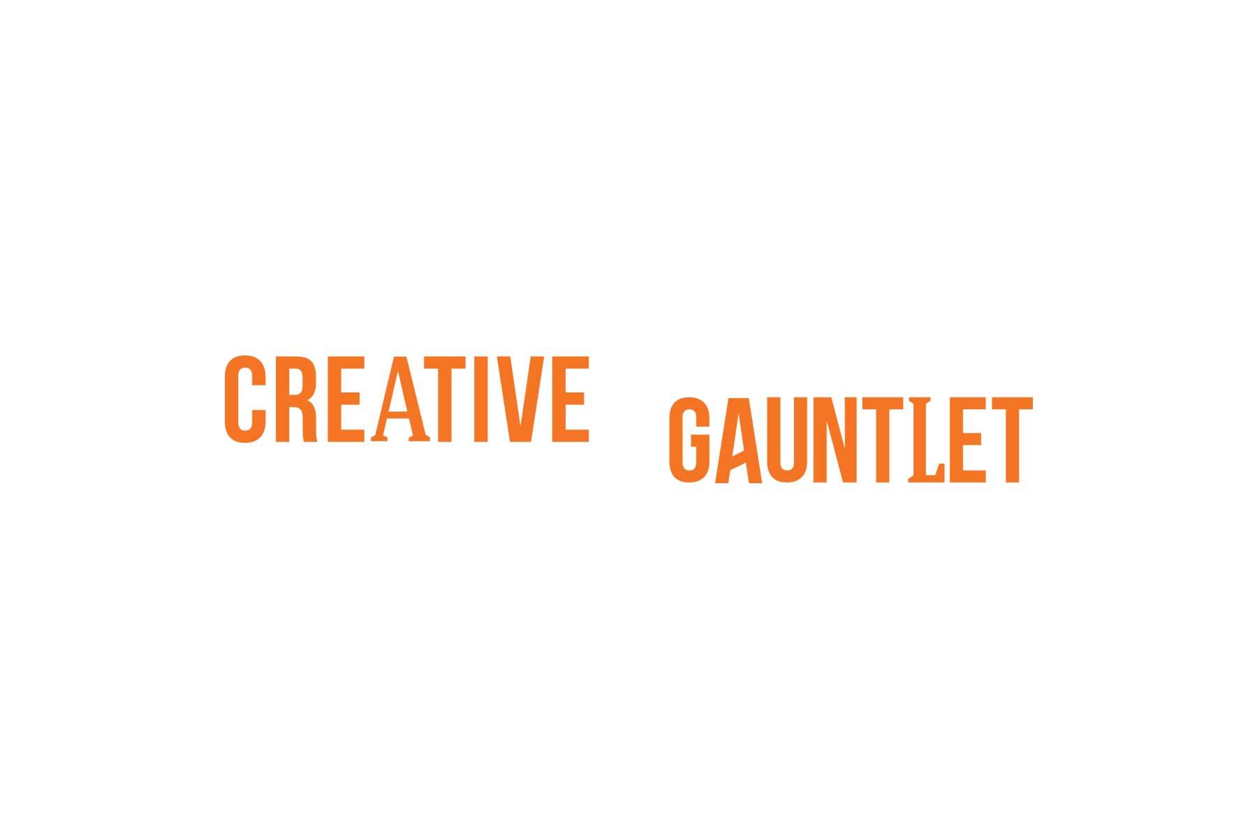 Creative Gauntlet